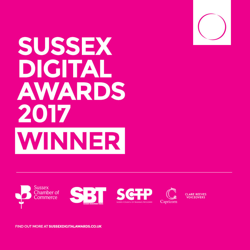 Sussex2017 Winner LinkedIn